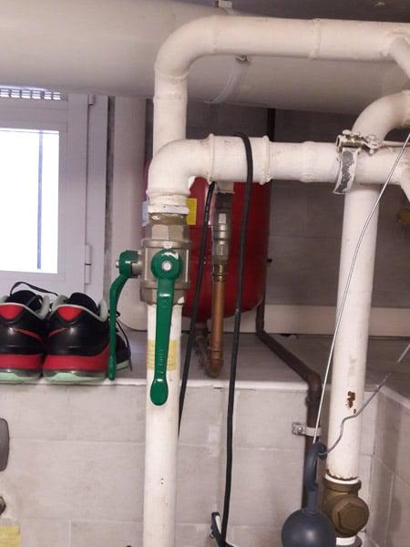 Impianto idraulico casa sesto san giovanni cinisello - Impianto acqua casa ...